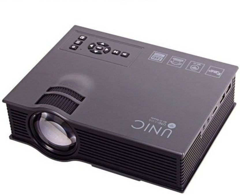 SAMYU WIFI LED PROJECTOR UNIC UC46 1200 lm LED Corded