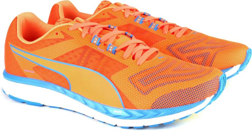 5d6099e682e Puma Speed 500 IGNITE PWRCOOL Running Shoes For Men - Buy Orange ...