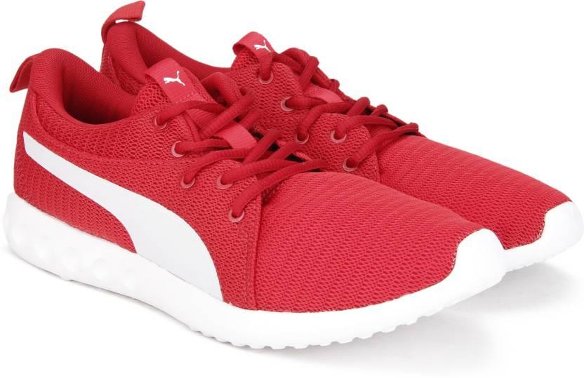 Puma Carson 2 IDP Running Shoes For Men - Buy Toreador-Puma White ... bd5bc8e16