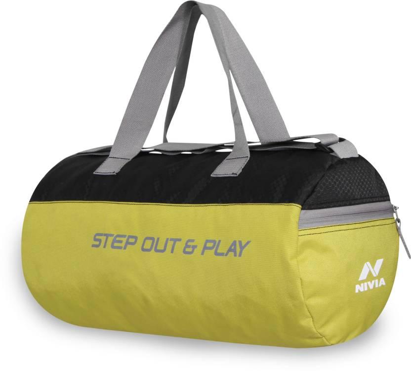 Nivia Beast Gym Bag -3 Gym - Buy Nivia Beast Gym Bag -3 Gym Online ... 55092b05aa9ff