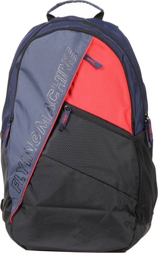 833b3a748c Flying Machine FMSB0038 24 L Laptop Backpack (Multicolor)