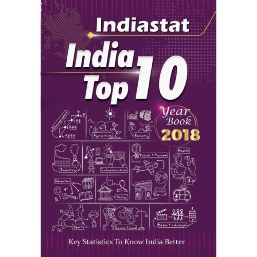 Indiastat India Top 10 Yearbook 2018 Buy Indiastat India Top 10