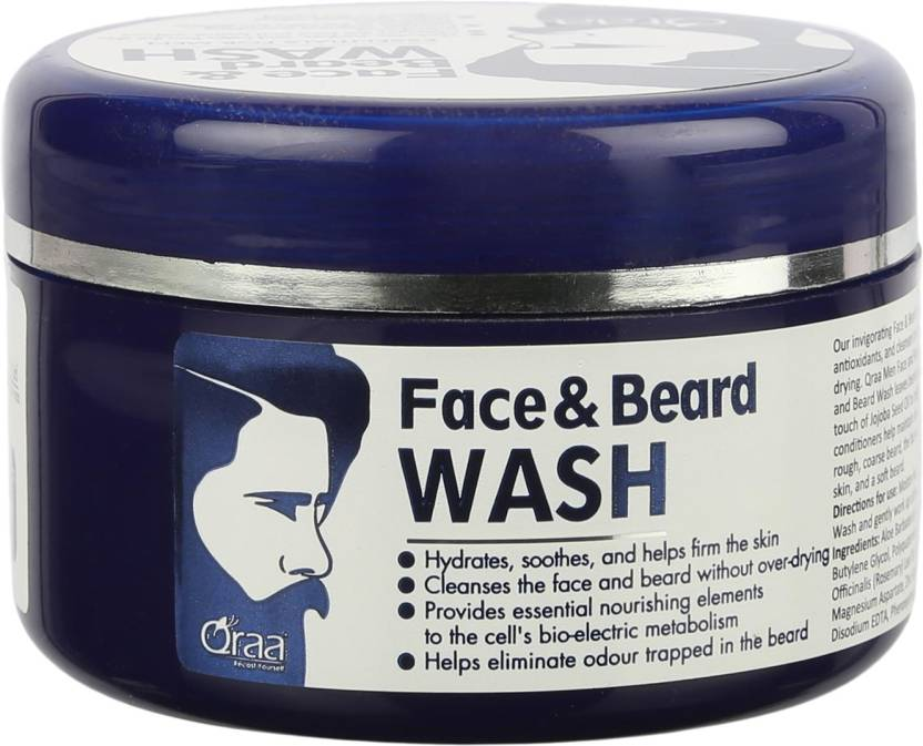 Qraa Face and Beard Wash