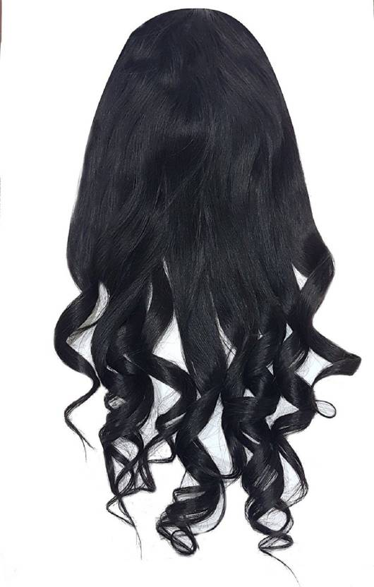 Confidence Curly Human Closure Topper For Women Girls 18 Inch