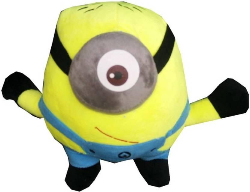 RV PROSHOP One Eye Minion Soft Toy