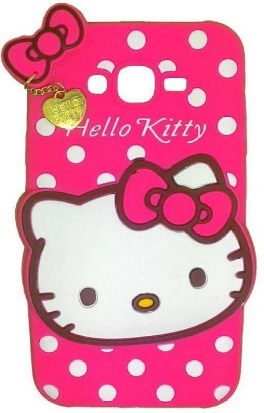 low priced 30e6f 82695 Angel Store Back Cover for Samsung J2 Pro Cute Hello Kitty ( Pink )