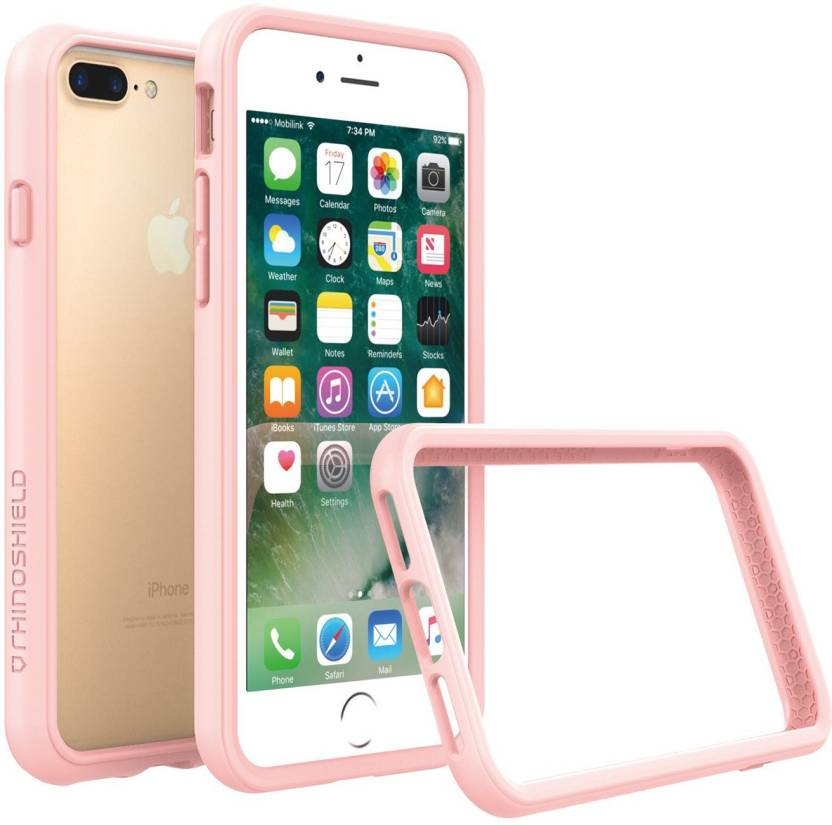 outlet store 0b887 beea2 Rhino Shield Bumper Case for Apple iPhone 7 Plus, Apple iPhone 8 Plus