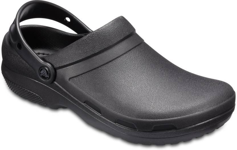 3261c3582 Crocs Men Black Sandals - Buy Crocs Men Black Sandals Online at Best Price  - Shop Online for Footwears in India
