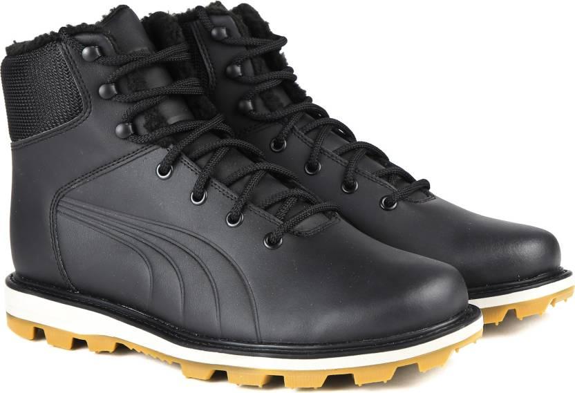 21243e9d8d7 Puma Desierto FUN L Sneakers For Men - Buy Puma Black-Puma Black ...