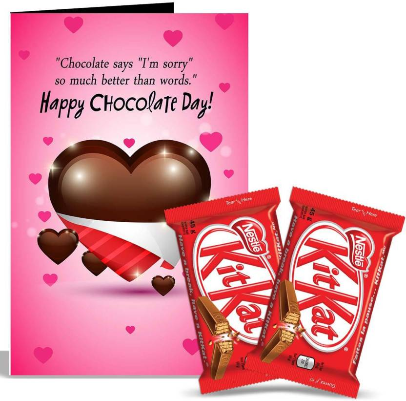 Alwaysgift Chocolate Say I Am Sorry Chocolate Day Valentines