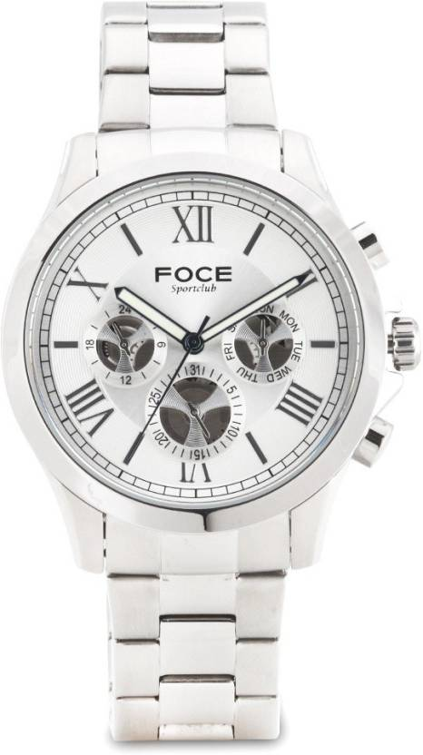 512b9f38dab FOCE FS05SSM FIED Watch - For Men - Buy FOCE FS05SSM FIED Watch - For Men  FS05SSM Online at Best Prices in India