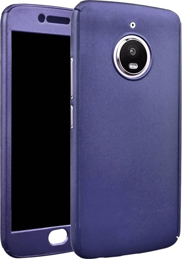 best authentic 5e344 598ff COVERNEW Back Cover for Motorola Moto E4 Plus