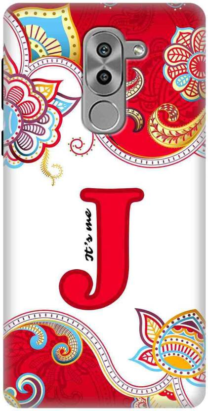 7C Back Cover for Huawei Honer 6x Multicolor