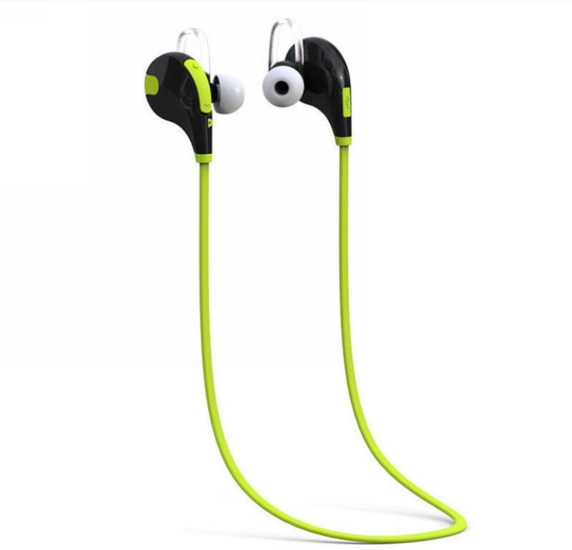 iBubble JOGGER Wireless Sports Bluetooth Headphones with Mic || Noise Cancellation || Sweat proof Earbuds, Best for Running,Gym || Stereo Sound Quality ...