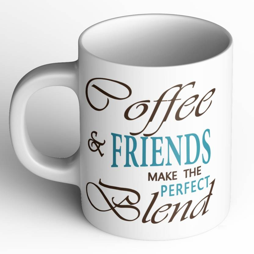 Abaronee coffe quote 009-coffee and friends…make the perfect blend