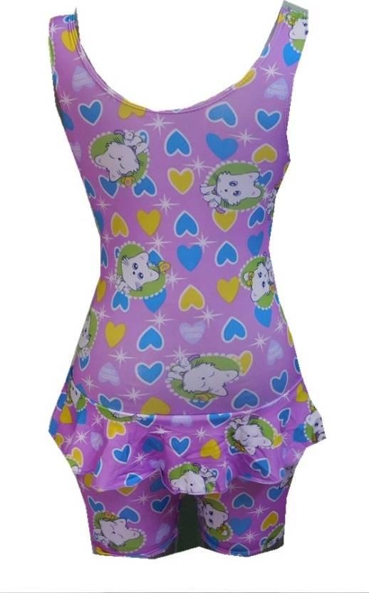 0373a16e2d TAB HydraSwimWear Printed Girls Swimsuit - Buy TAB HydraSwimWear Printed  Girls Swimsuit Online at Best Prices in India | Flipkart.com