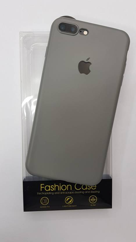 half off b8c86 0743f Midkart Back Cover for Matte Smoked Grey Colour Logo Cut Hybrid ...