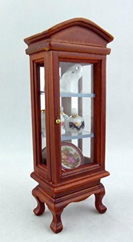 Reutter Dolls House Miniature 1:24 Scale Furniture Porcelain Full China  Cabinet