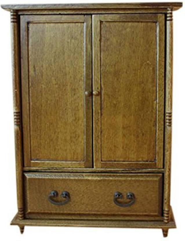 Fabulous Iraintech Wooden Wardrobe For 1 12 Scale Vintage Dolls House Download Free Architecture Designs Scobabritishbridgeorg
