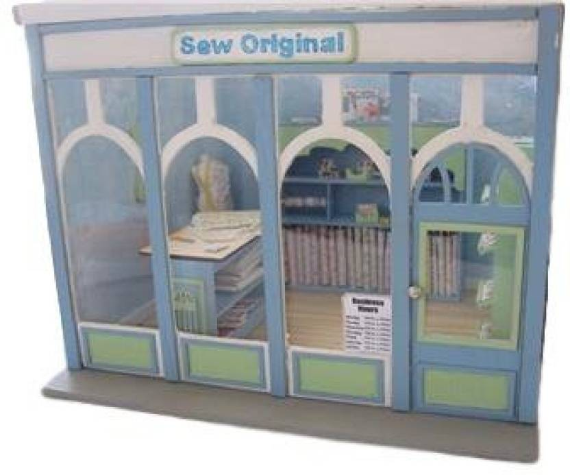 Its Totally Minis Dollhouse Miniature 1 24 Scale Room Box With Art