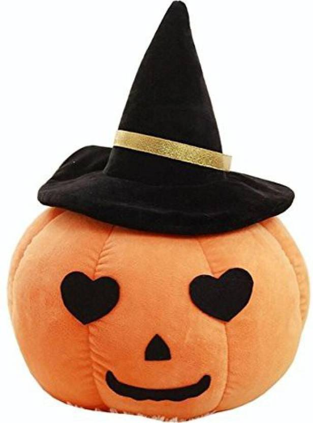5c0ccd205f9 Judy Dre Am Cartoon Pumpkin Plush Pillow Toys- Cotton Stuffed Pillow  Halloween Hooded Pumpkin Soft Home Decoration Sofa Cushion Doll 17.7