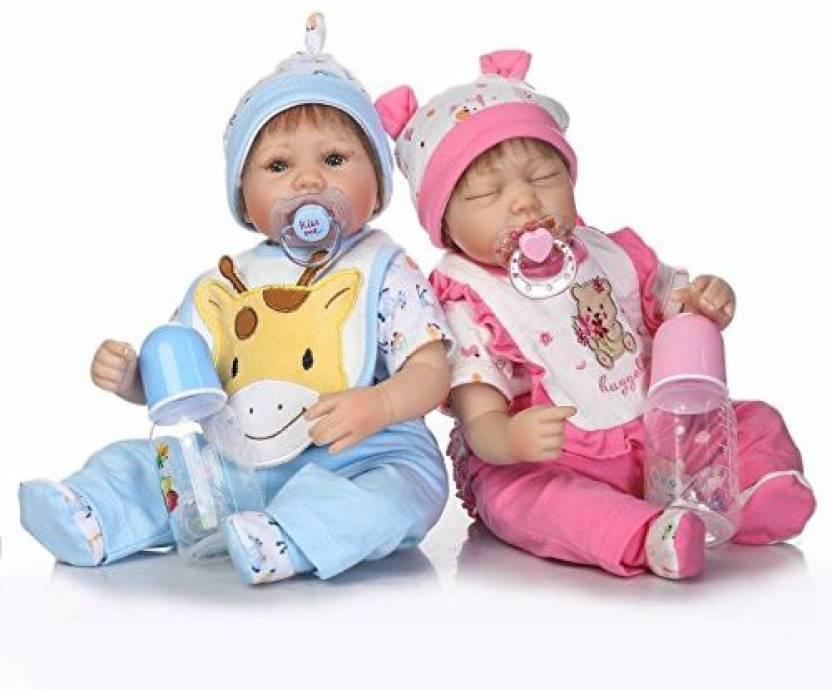 7172d4ee27f Generic Herin 16 In 42 Cm Lifelike Reborn Baby Doll