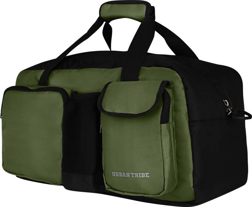 Urban Tribe Yatra Laptop Compartment 34 Litres Travel Duffel Bag