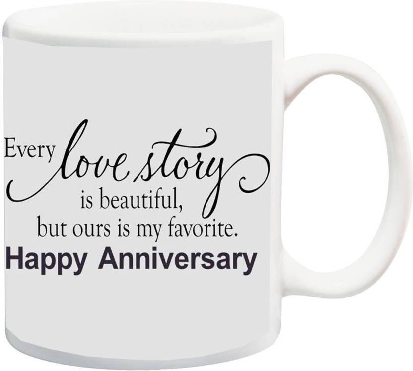 Stylotrendz Every Love Story Is Beautiful Special Quotes Anniversary