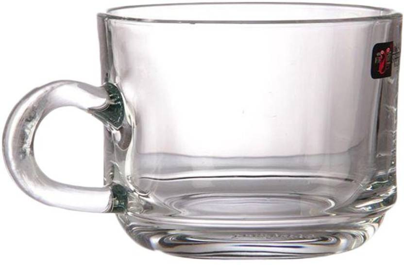 Indeavour Tea Cups INDKT92429 Glass Mug Price in India - Buy