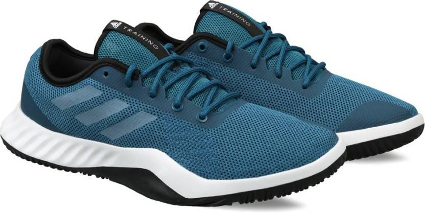 promo code 56b36 d828b ADIDAS CRAZYTRAIN LT M Training Shoes For Men (Green)