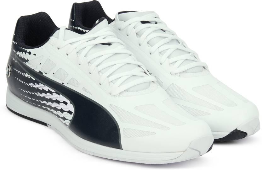 9d432d7f6cb Puma BMW MS evoSpeed Motorsport Shoes For Men - Buy Puma White-Team ...