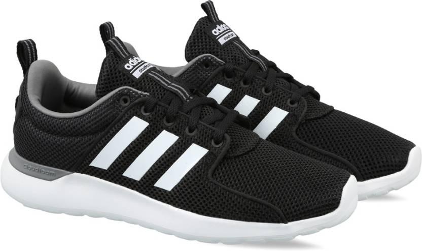 c4e797a3e240 ADIDAS CF LITE RACER Running Shoes For Men - Buy CBLACK FTWWHT ...