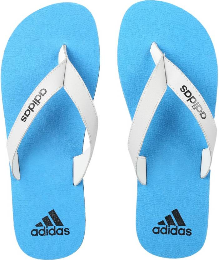 bcc57b921cac71 ADIDAS PUKA M Flip Flops - Buy SOLBLU GRETWO CBLACK Color ADIDAS PUKA M  Flip Flops Online at Best Price - Shop Online for Footwears in India