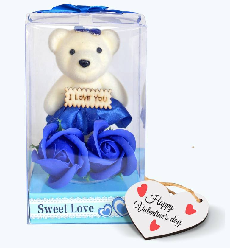 Tied Ribbons Valentine Love Gifts For Girlfriend Husband Wife Lover