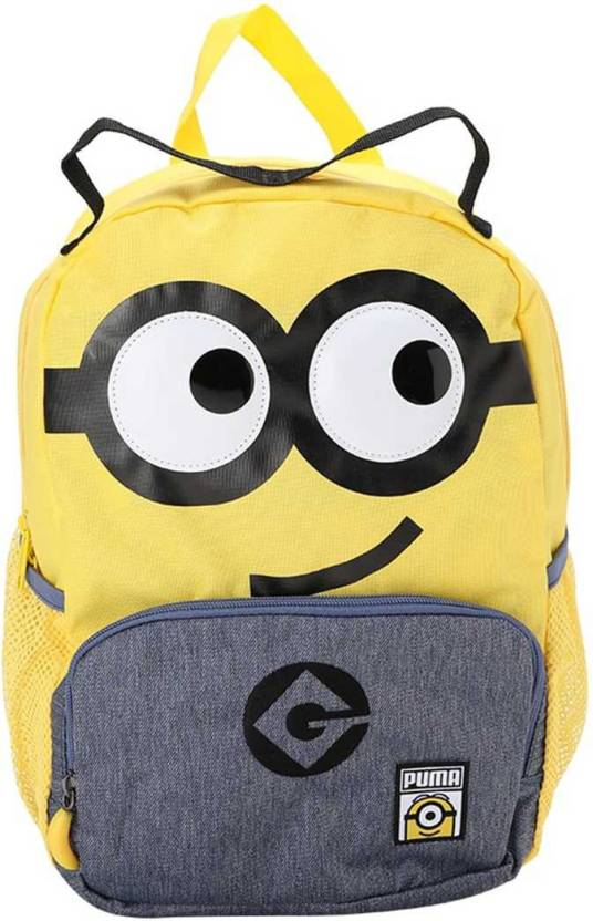 ce281ce2e2 Puma Minions Backpack 14 L Backpack Black-Graphic - Price in India ...