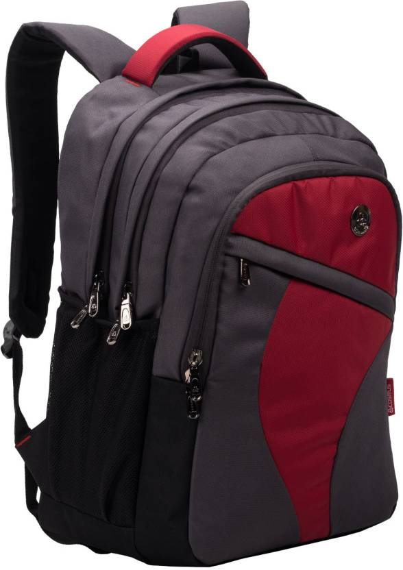 Cosmus Leeds Rugged School Bags With Laptop Section For Cl 6 9 33 L