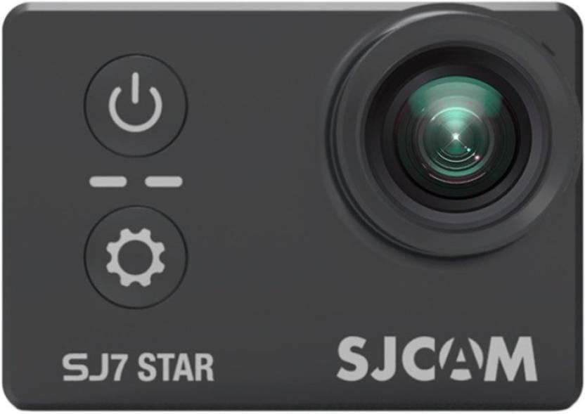 SJCAM SJ7 STAR 4K 12Mp 2 Touch Screen Metal Body Gyro Action Camera Motion