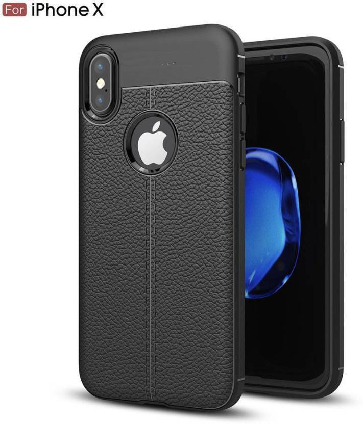 premium selection 14ab2 7c9cc MODIK Back Cover for Apple Iphone X 10 case cover Luxury Silicone ...