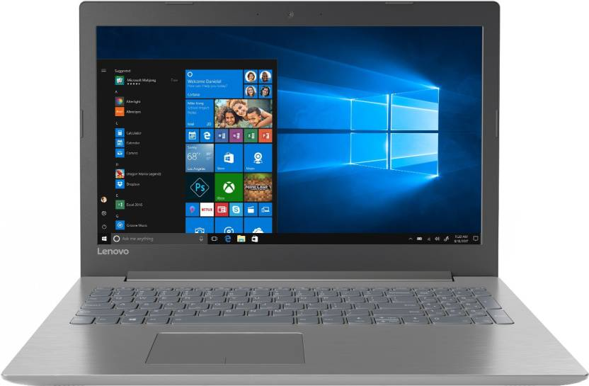 Lenovo Ideapad Core i5 7th Gen - (8 GB/1 TB HDD/Windows 10 Home/2 GB Graphics) IP 320 Laptop  (15.6 inch, Black, 2.2 kg)