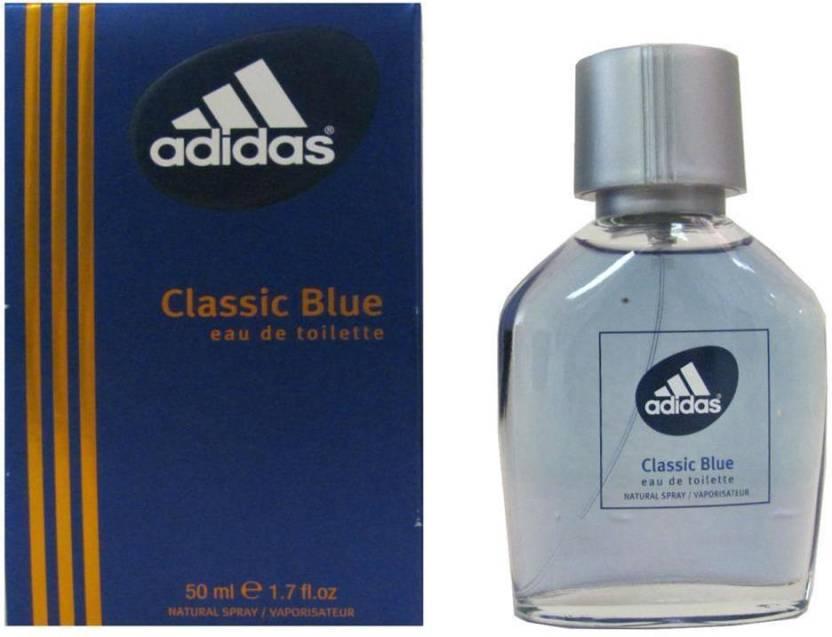 recognized brands super cute usa cheap sale Buy Coty Adidas Classic Blue Eau de Toilette - 50 ml Online ...