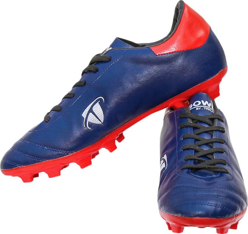 812fb1e38 Gowin By Triumph Ace Football Shoes For Men - Buy Red Color Gowin By ...