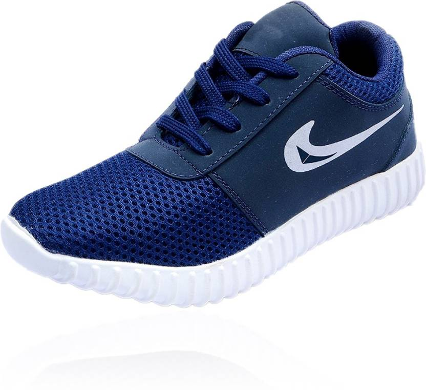 bf236adfba3a9 Earnam men's partywear casual shoes Walking Shoes For Men (Navy, Blue)