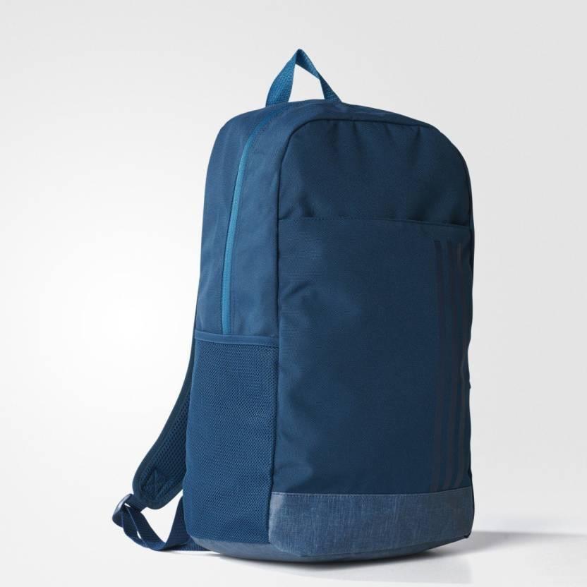 ADIDAS A.CLASSIC M 3S 25 L Backpack PETNIT BLUNIT BLUNIT - Price in ... 4064730a75715