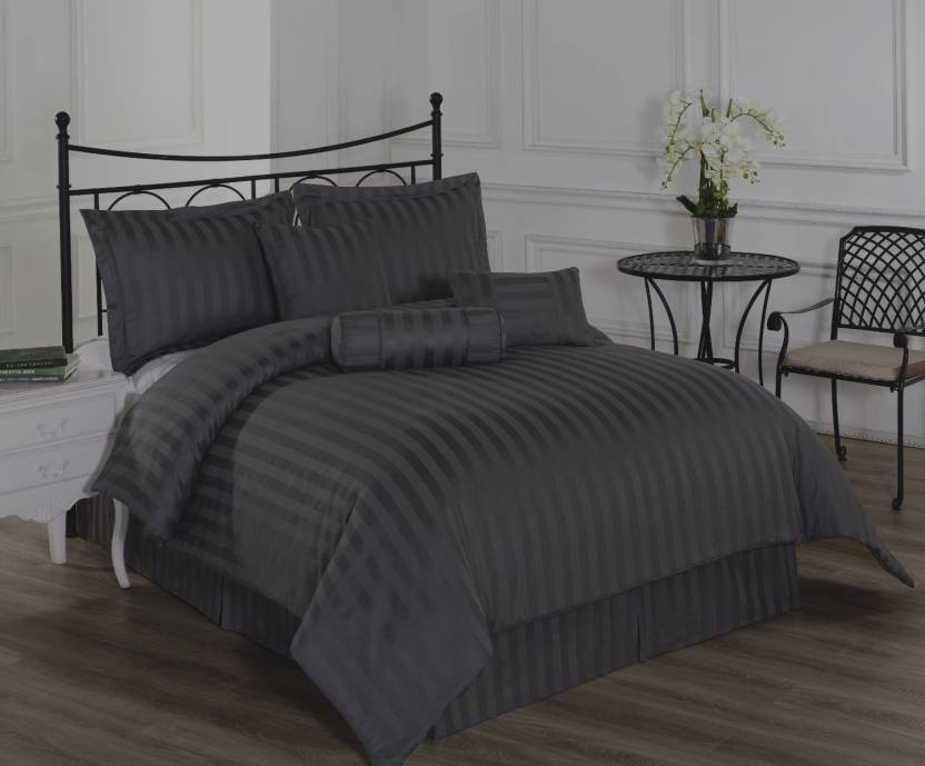 560997f83a6e Linenwalas Striped Single Comforter - Buy Linenwalas Striped Single ...