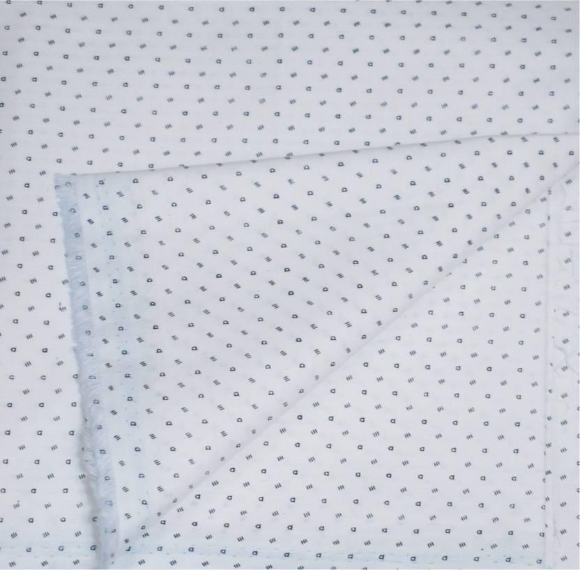 Kundan Sulz Gwalior Cotton Polyester Blend Graphic Print Multi
