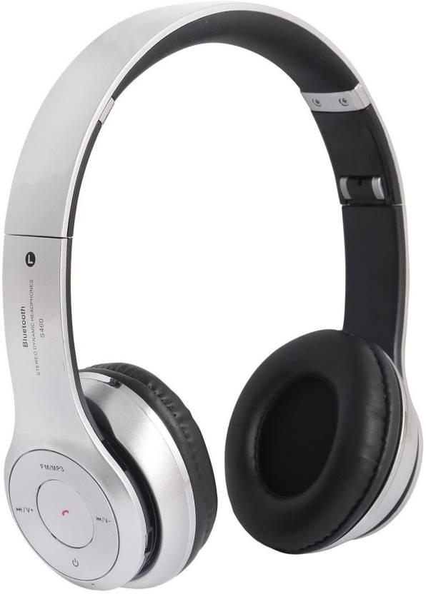 28eecb582e3 Lucas S460 Bluetooth Wired Wireless Headphones With Tf Card Mic Fm
