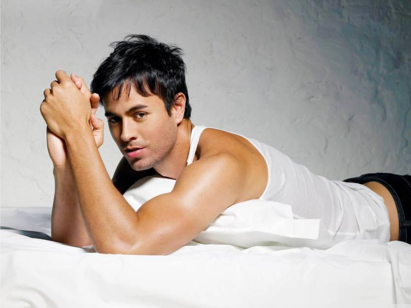Ad Music Wall Poster Enrique Iglesias 1319 Inches Paper Print