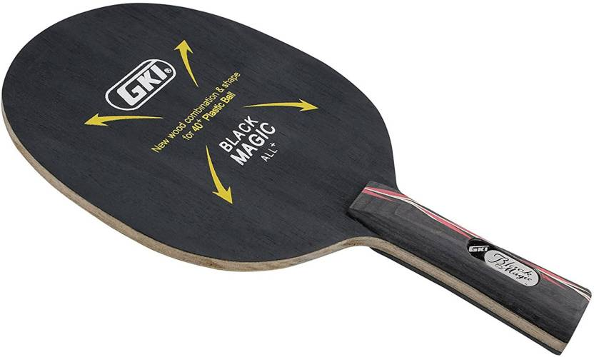 Sensational Gki Black Magic Table Tennis Black Table Tennis Racquet Download Free Architecture Designs Ferenbritishbridgeorg