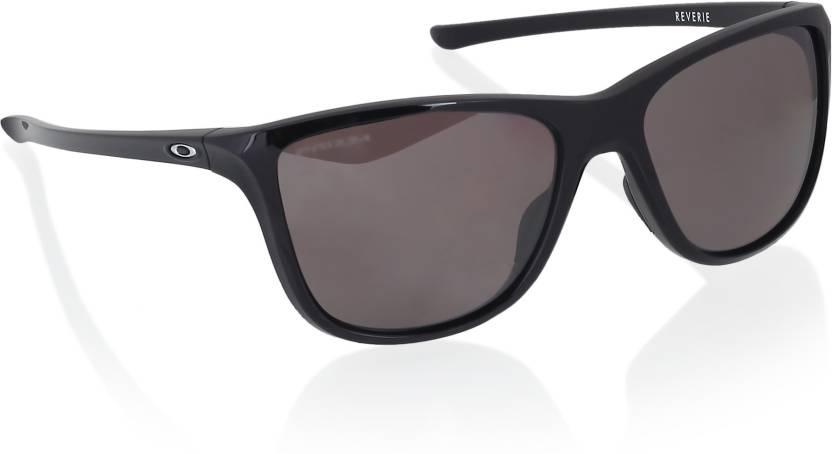 abe69e16913f6 Buy Oakley REVERIE Sports Sunglass Silver For Women Online   Best ...