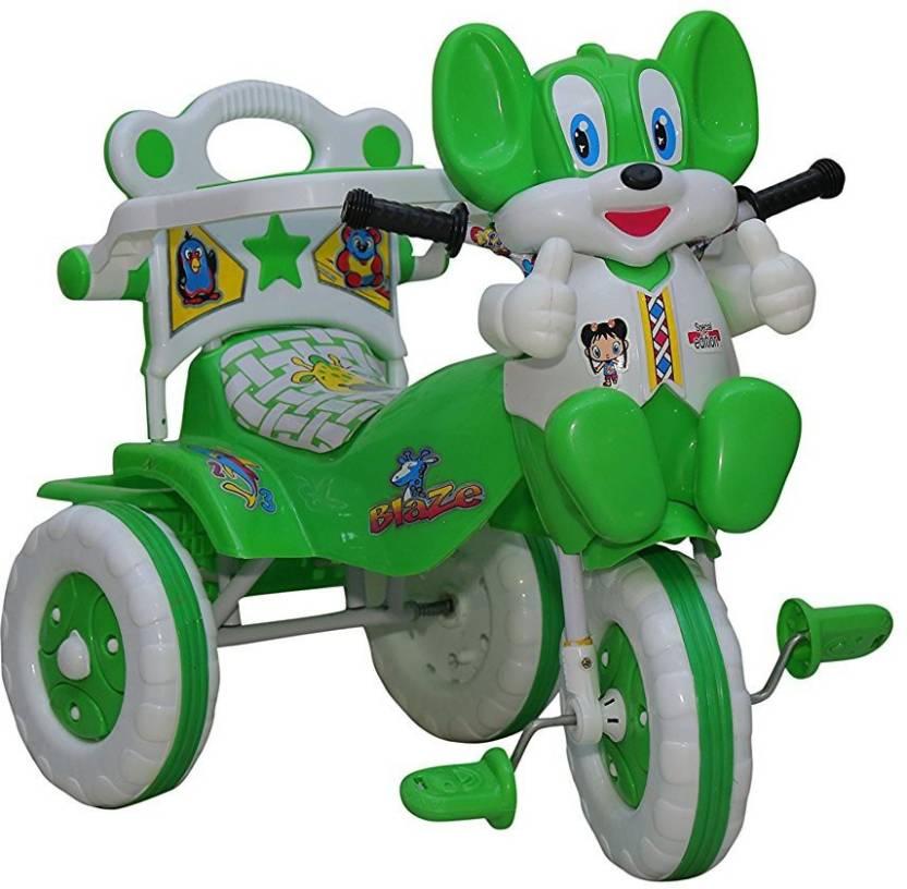 Amardeep 1523MZ Green Tricycle  (Green)